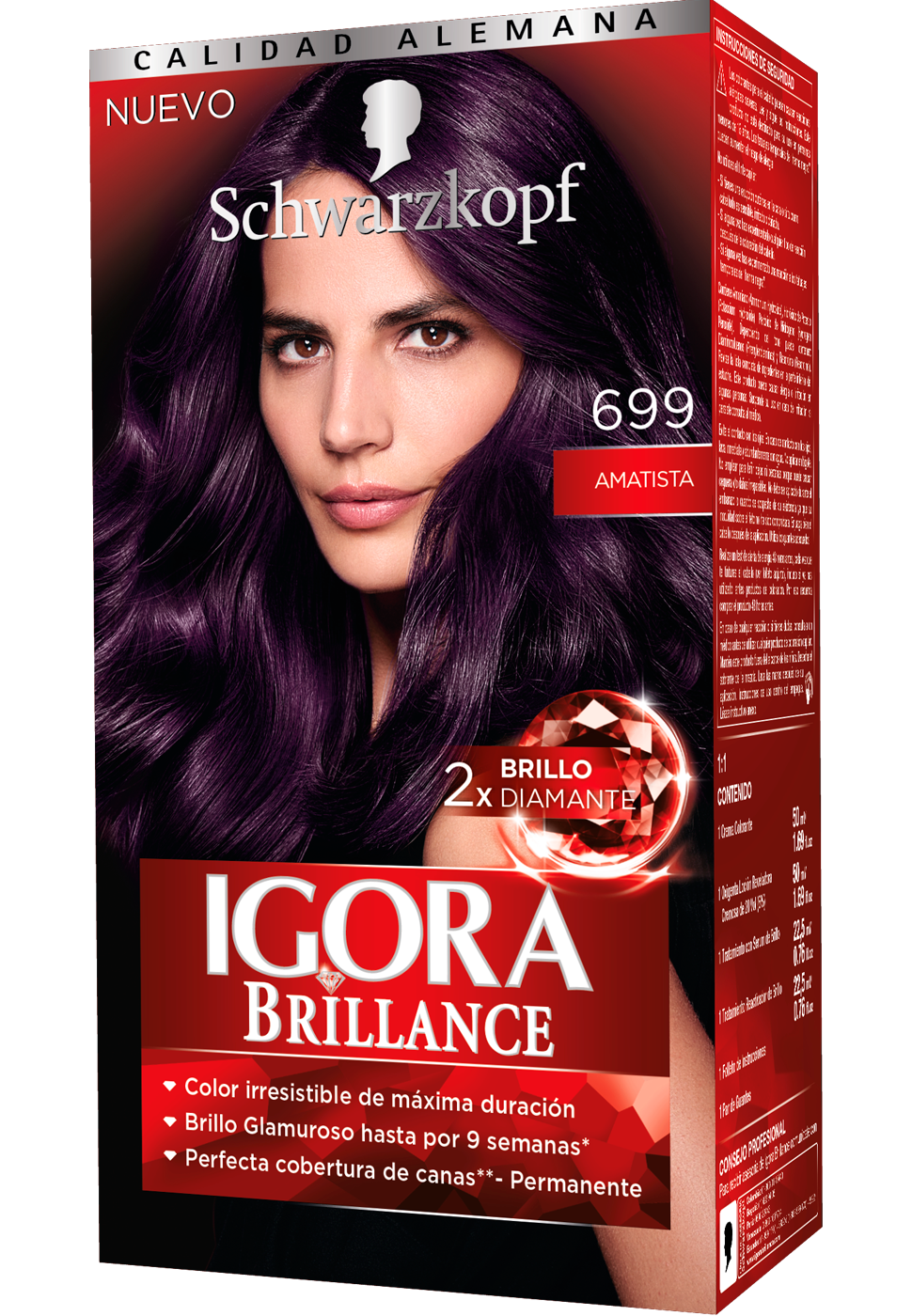 Igora brillance 699 amatista